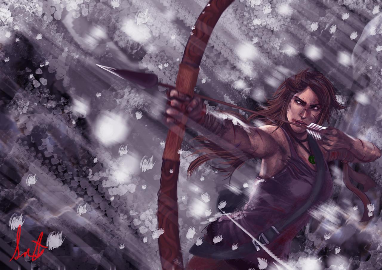 Tomb Raider 2015 fanart