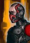Cyborg Face Practice!