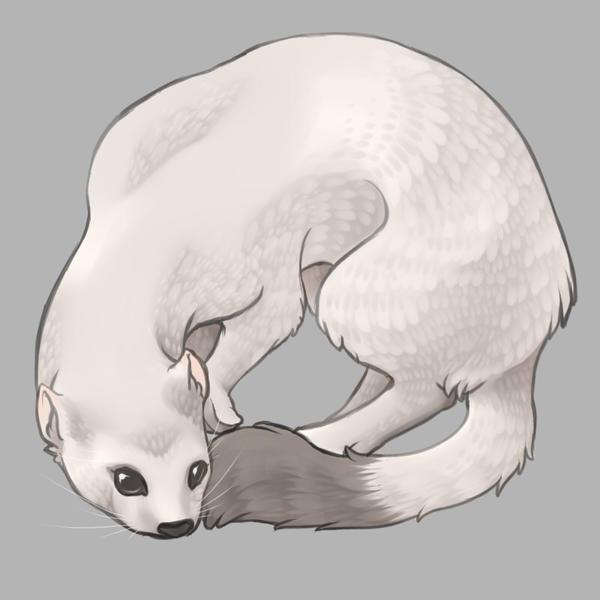 Weasel by Linebine