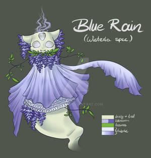 Special Easter OTA - Blue Rain - Raunen