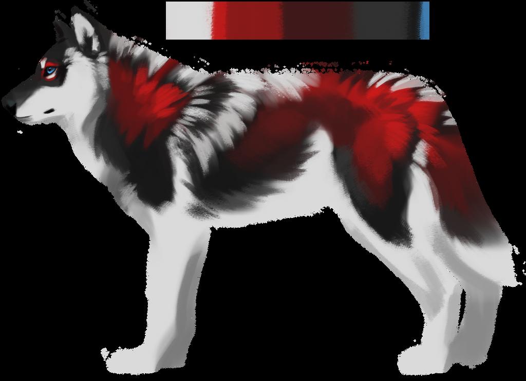 Wolf design rules 9 by itskashmirfam