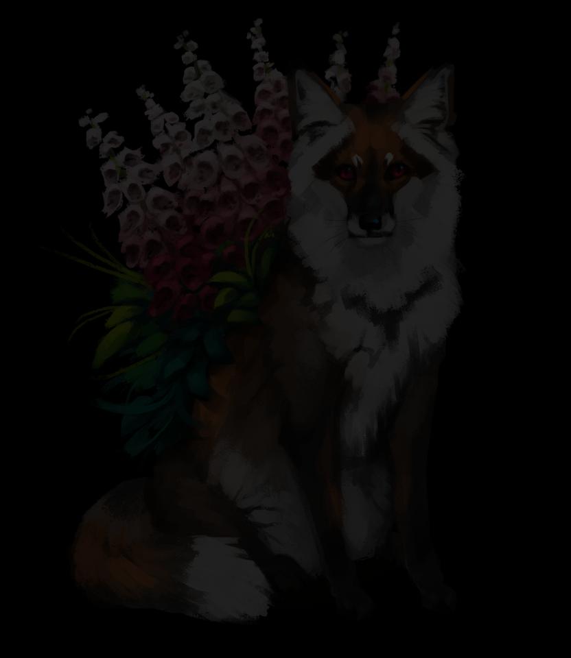 Foxglove SOLD by itskashmirfam