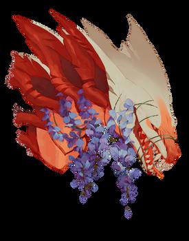 [Headshot] Hallowed Shrike