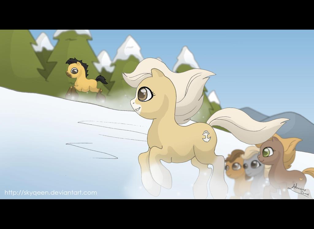 Winter is Magic by MySweetQueen