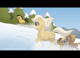 Winter is Magic by Almairis