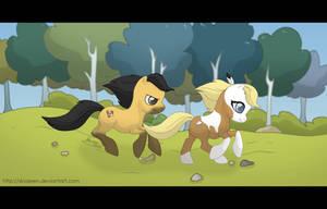 My Little Stallion by Almairis