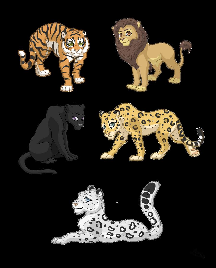 black jaguar vs black panther