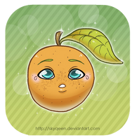 CF: Naranjita by Almairis