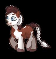 Jigsaw Pony by Almairis