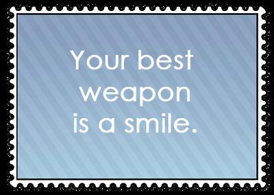 Best Weapon by Almairis
