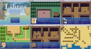 Libres: My RPG Game