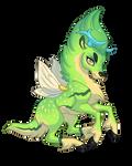 [OPEN] Forest Kirin Adoptable by Almairis