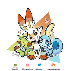 New Pokemon Gen