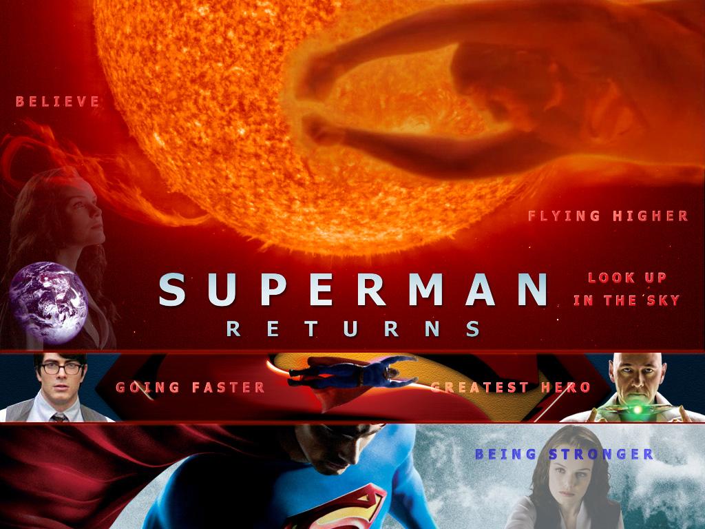 Superman Returns Wallpaper 8 By Alpix On Deviantart