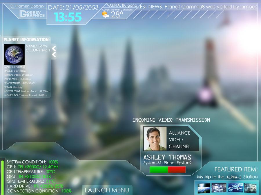 The Future Desktop