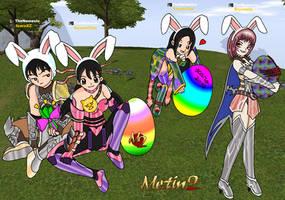 Metin2 - FanArt Pascoa 2012 by Shura-X