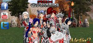 Metin2 - FanArt Banner Rox Games