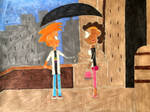 Umbrella  by DylanRosales