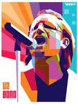 Bono U2 WPAP