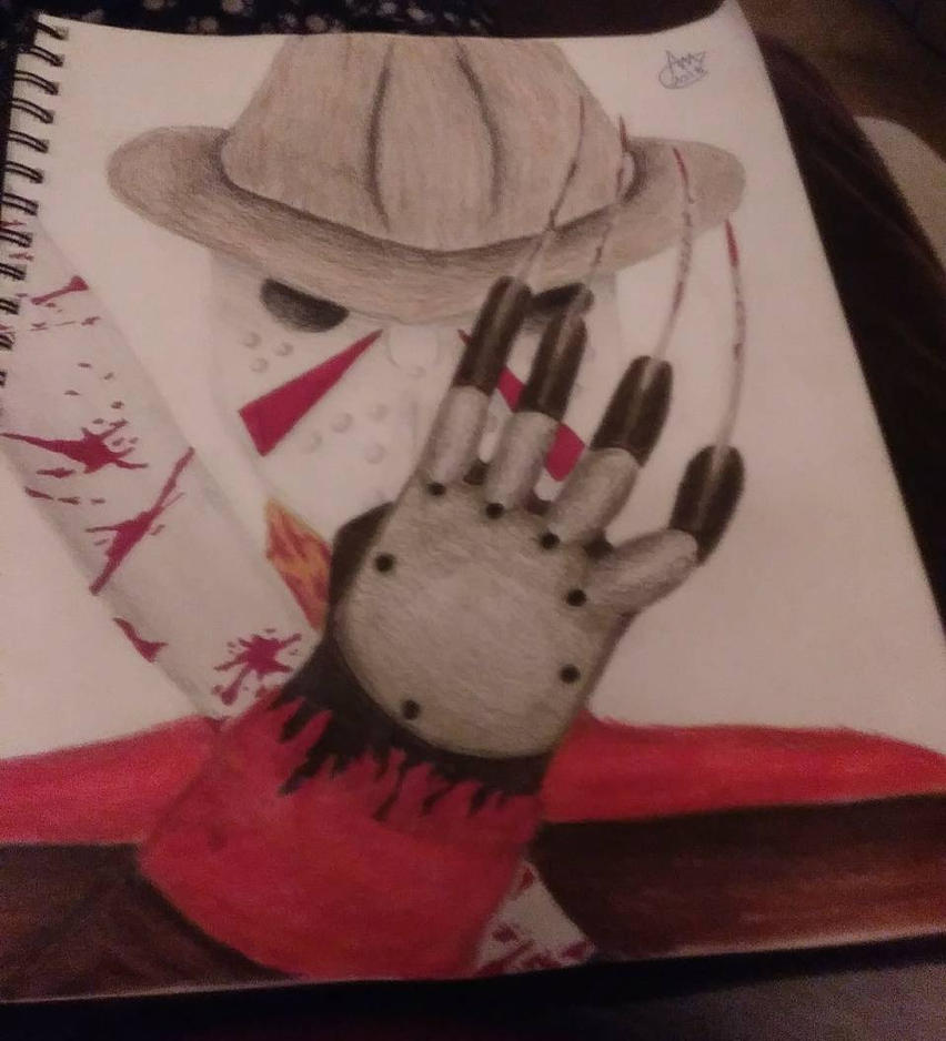 Twisted Freddy by RoseBlackHeart