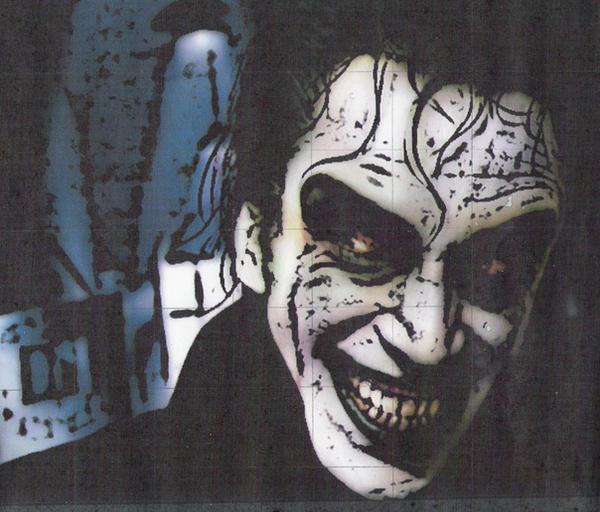 The Joker by EmeraldWolf77