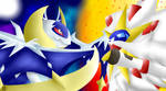 So We Meet... (Lunaala and Solgaleo)