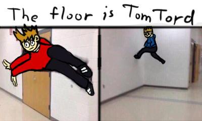 The Floor Is TomTord by Dialga6767