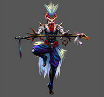 Witch Doctor by narm