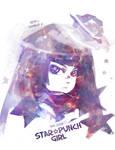 Starpunch Girl Poster 2