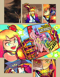 Starpunch Girl page 05 by narm