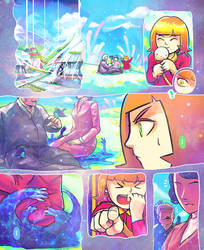 Starpunch Girl page 11 by narm