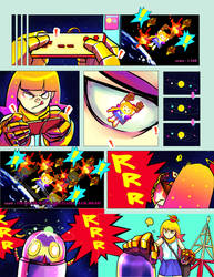 Starpunch Girl page 14 by narm