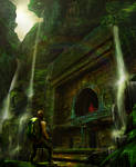 Discover the uncharted cave. by narm