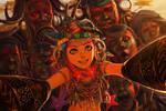 Starpunch Girl : World Tour Africa