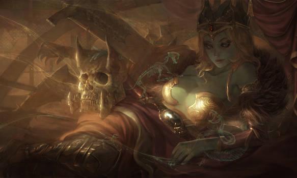 Wraith Queen