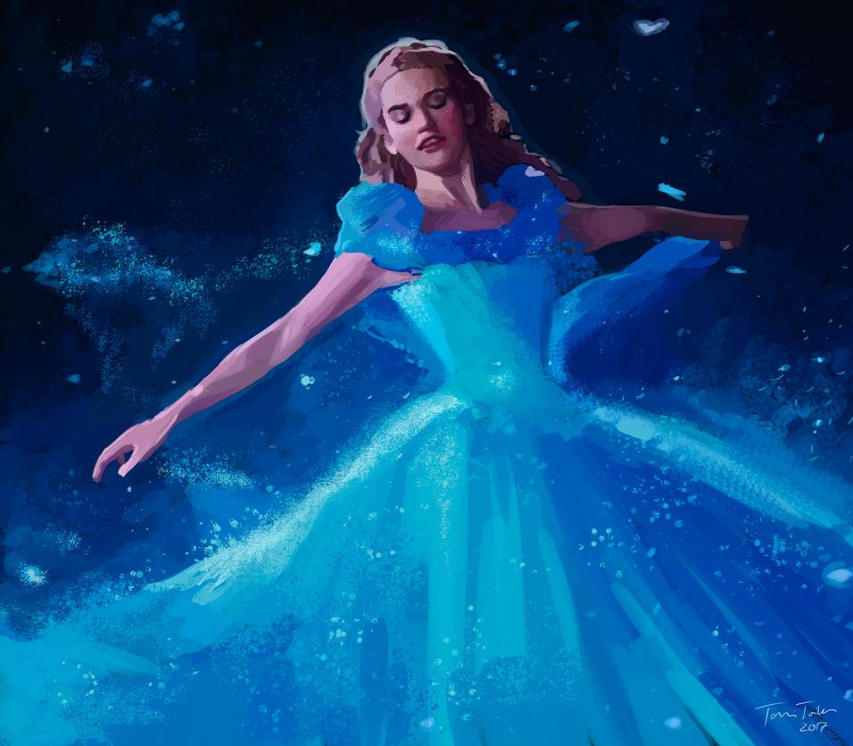 Cinderella by mucho13
