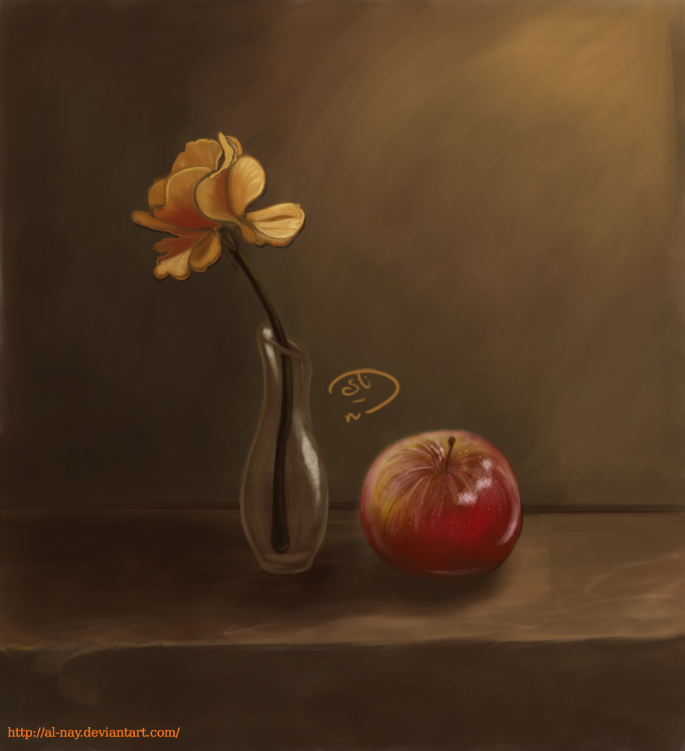 Still Life by al-nay