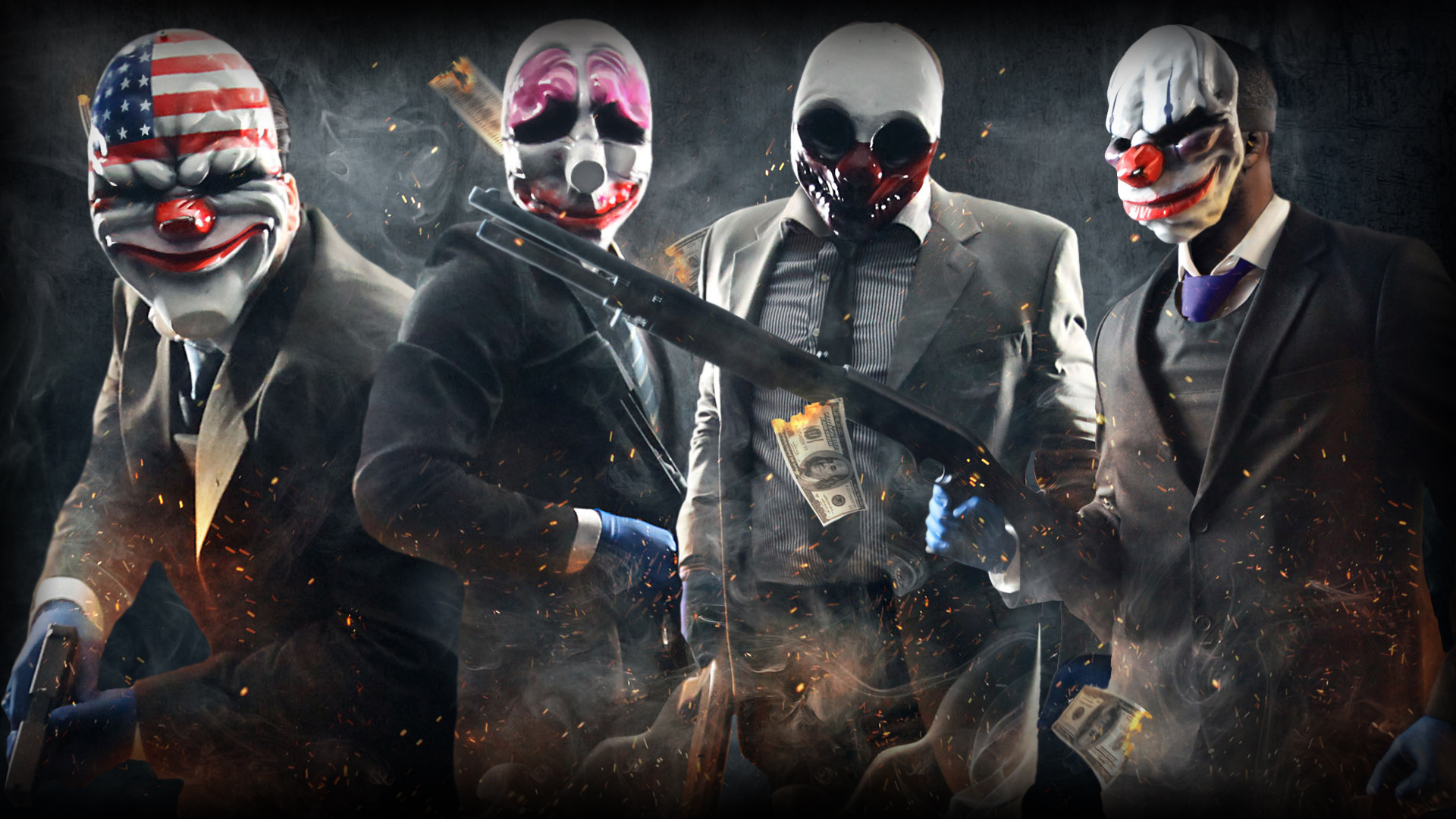 Payday 2: The Crew By DrDerps On DeviantArt