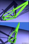 Uncomplite Bike model
