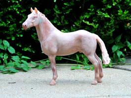 Horse sculpt WIP by mooki003