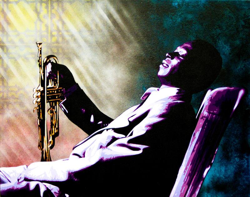 Miles Davis by bobbyzeik