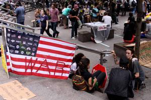Occupy Wall Street by Radio-Schizo