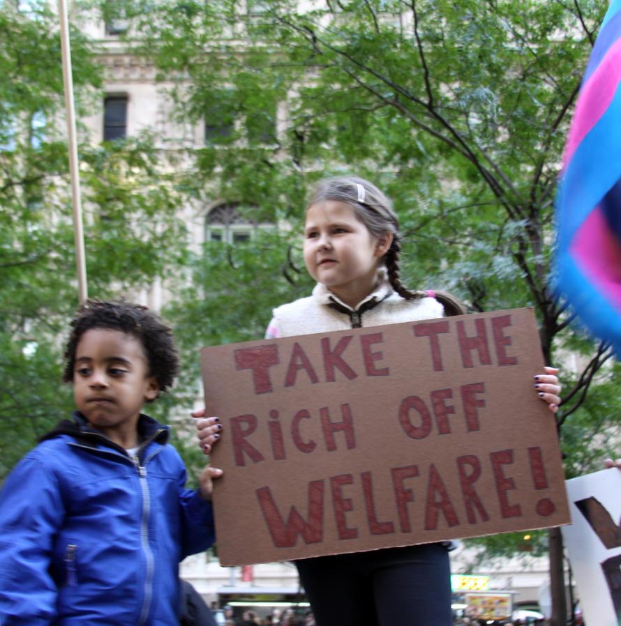 Occupy Wall Street 72 by Radio-Schizo