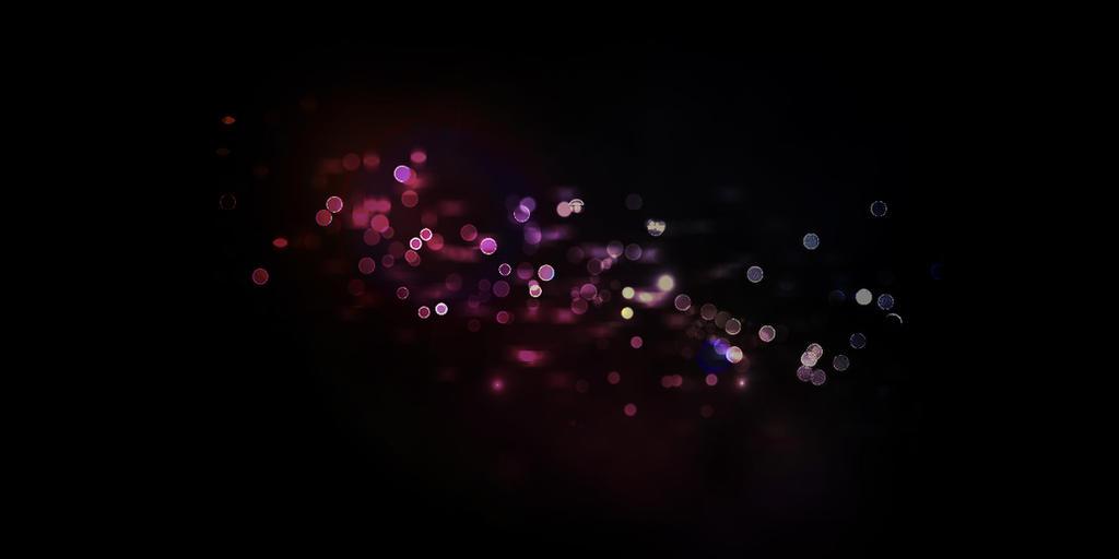 Bokeh Lights Texture Motion Blurred by saphira-wine