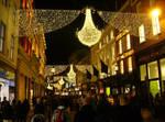 Christmas at Grafton Street by serel
