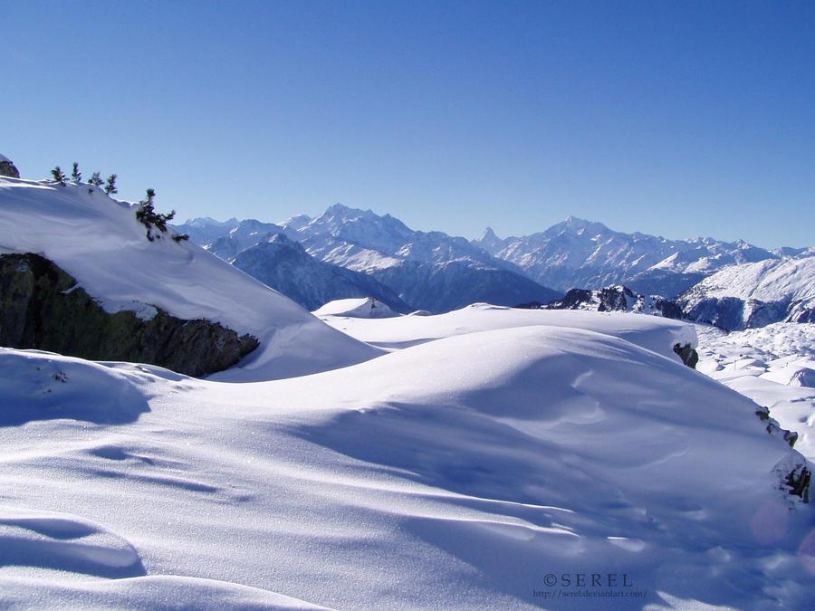 Winter Wonderland by serel