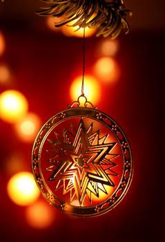 Week 4 - Christmas Pendant