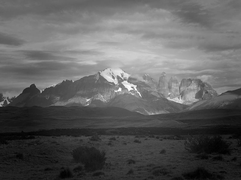 Week 10 - Torres del Paine Massif by serel