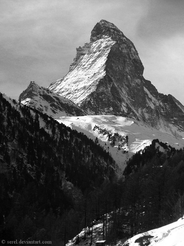 Week 29 - Majestic Matterhorn by serel