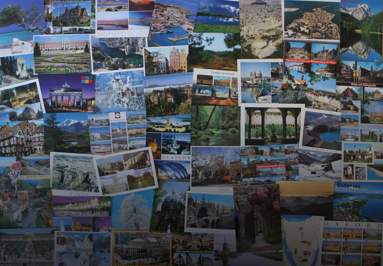 Travel The World Header by serel
